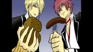 Diabolik Lovers More Blood Yuma (funny)