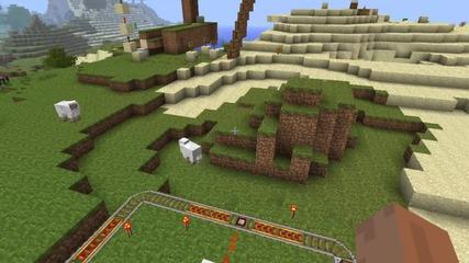 Minecraft - Piston mod