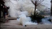 Turkey: Turkish police attack pro-Kurdish activists in Diyarbakir