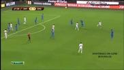Интер 2:1 Днипро ( лига европа ) ( 27.11.2014 )