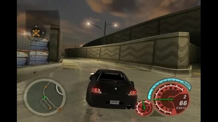 Arab Drift On Nfsu2 By Exes
