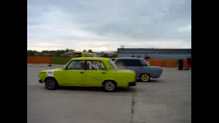 Драг - Honda, Lada, Golf