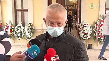 Христо Крушарски: Бяхме големи приятели