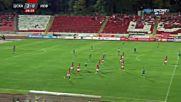 ЦСКА поведе на Нефтохимик с два гола до петата минута