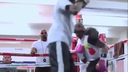 "Floyd Mayweather Jr. - ""hard Work And Dedication"""