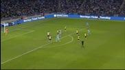 Манчестър Сити - Арсенал 0:2