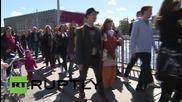 Протести против Монсанто в Стокхолм