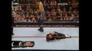 Chris Jericho V. Jeff Hardy (ic Title)