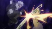 Dungeon ni Deai wo Motomeru no wa Machigatteiru Darou ka? s2 - 08 [ B G ] ᴴᴰ