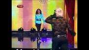 Ивайла Бакалова В Шоуто На Азис 06.12.2007 Част2 High-Quality