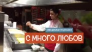 Cooking show With Chef Chalakov / Готварско шоу с шеф Чалъков