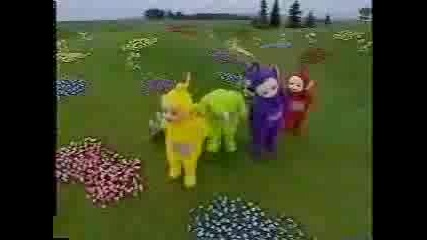Teletubbies Doin The Groove
