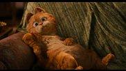 Смешен момент от филма ( Гарфилд 2 )