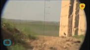 Syrian Kurds Move On IS-held Town