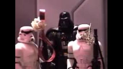 Monty Star Wars