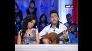 Ziad Bourji Sara El Hani - Ma Byestehou
