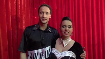 Dancing Stars - Спасените Дарин и Ани (20.03.2014г.)