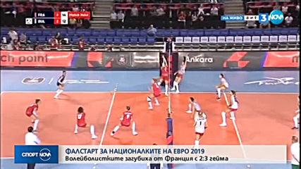 Спортни новини (23.08.2019 - централна емисия)