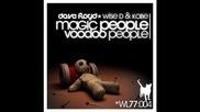 Dave Floyd, Wise D & Kobe - Magic People Voodoo People
