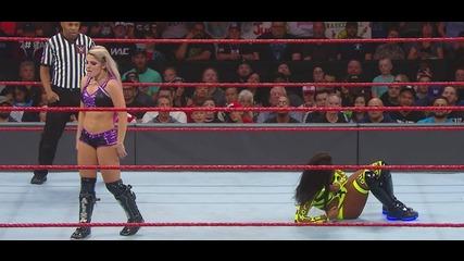 Naomi vs. Alexa Bliss: Raw, June 24, 2019