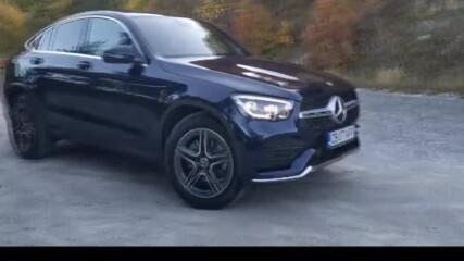 Mercedes-Benz GLC Coupe, BMW M550i и новият крал на Нюрбургринг - Auto Fest S04EP12