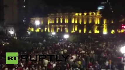 Argentina: Thousands protest alleged election fraud in Tucuman