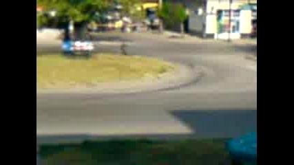 Писта Русе 18.05.2008 Г.+дрифта На Танев