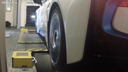 Правене на Bmw i8 кола