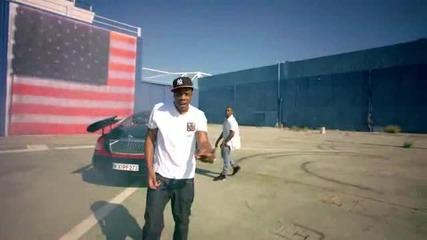 Премиера! Kanye West, Jay-z - Otis