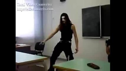 Black Metal In A Russian School