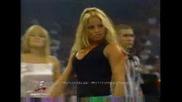 [moments of Trish] Raw 21/07/2000 Trish vs Lita + Trish Backstage