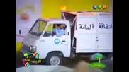 (смях) Идиот с камион за буклук