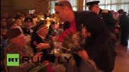 Руски ветерани празнуват в Лос Анджелис Деня на Победата