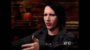 Marilyn Manson Interviewed By Henry Rollin (part 2)