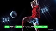 UEFA doubles prize money for Women's EURO 2022