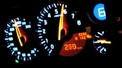 Nissan R35 Gtr Top speed