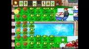 Plants vs Zombies Mini Games Ep 15 (2ра част)