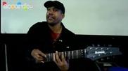 Tony Macalpine - 8 Strings Shred Arpeggios