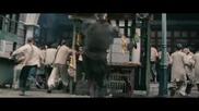Donnie Yen vs Cung Le