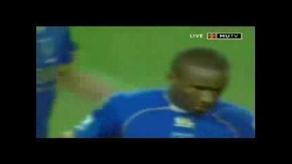 Портсмут - Манчестър Юнайтед 1:2