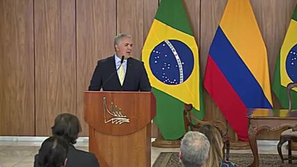 Brazil: 'FARC worries us'- Bolsonaro after meeting with Colombian counterpart Duque