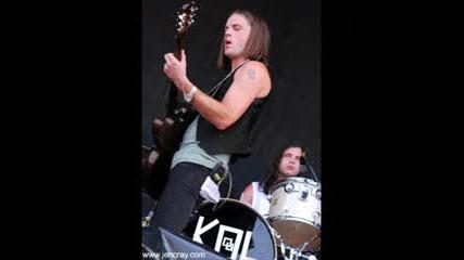 Kings Of Leon - Jared And Caleb Followill