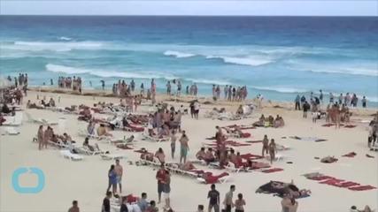 Kris Jenner Enjoys Spring Break in Cancun With Melanie Griffith and Dakota Johnson