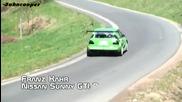 Franz Kahr - Nissan Sunny Gti R - Auersbach 2011