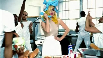 Lady Gaga ft. Beyonce - Telephone Official Video Hq