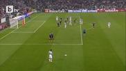 Ювентус 2 - 1 Реал Мадрид ( шампионска лига ) ( 05/05/2015 )