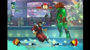 Street Fighter 4 Tournament: Bizon vs. Blanka