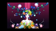 40 Beautiful Digital Art Girls Silhouettes Wallpapers (full Hd)