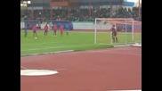 Как Боян Илиев е дузпа в мач. Сливен - Спартак, 2007