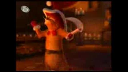 Блатната Коледа На Шрек - Shrek The Halls